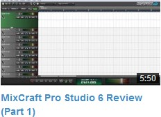 Mixcraft Review Video #1
